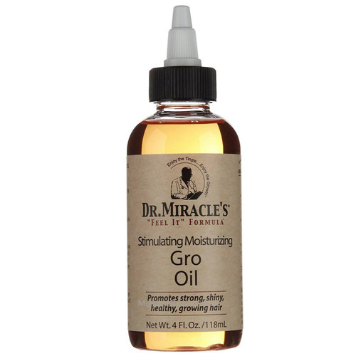 Dr. Miracle's | Daily Moisturising Gro Oil