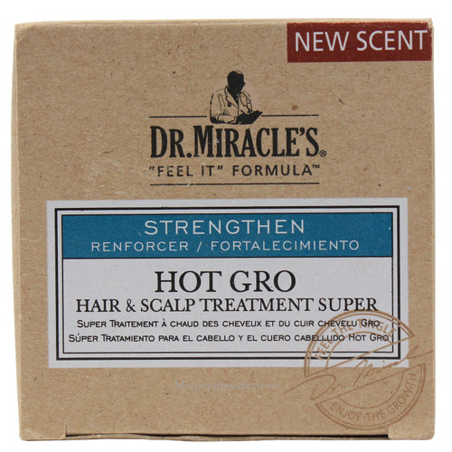 Dr. Miracle's | Hot Gro Hair & Scalp Treatment Super