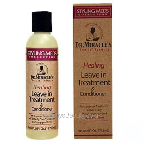Dr. Miracle's | Leave-in Treatment & Conditioner