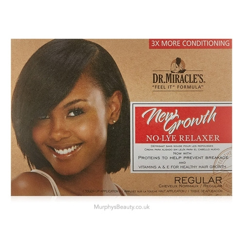 Dr. Miracle's | New Growth No Lye Relaxer Touch Up Regular
