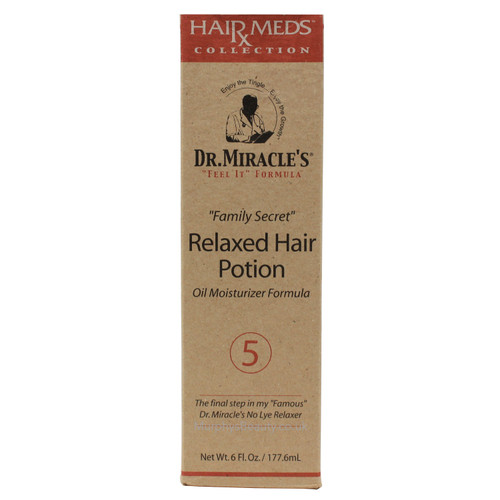 Dr. Miracle's | Relaxed Hair Potion