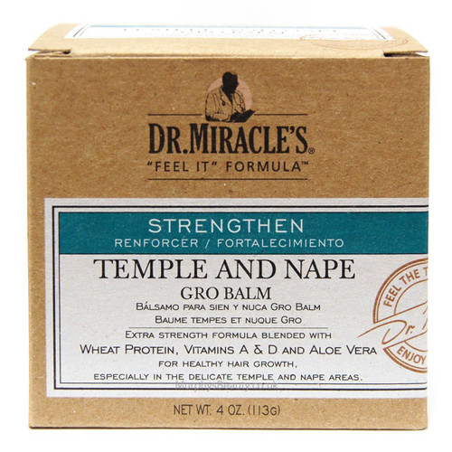 Dr. Miracle's | Temple and Nape Gro Balm