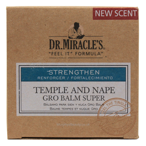 Dr. Miracle's | Temple and Nape Gro Balm Super