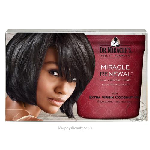 Dr. Miracle's | Miracle Renewal Coconut Oil Kit Regular