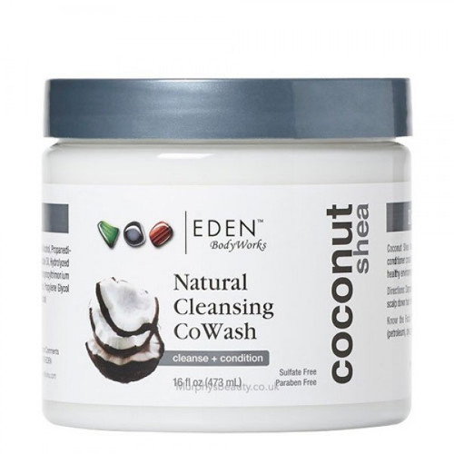 Eden Bodyworks | Coconut Shea Cleansing Cowash