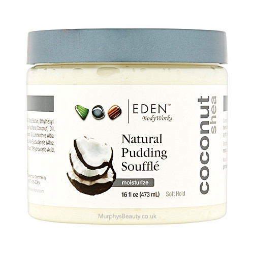 Eden Bodyworks | Coconut Shea Natural Pudding Souffle