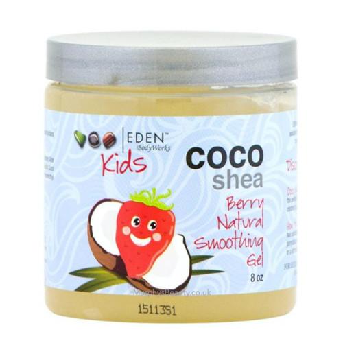 Eden Bodyworks | Kids Coco Shea Berry Natural Smoothing Gel