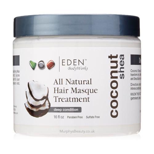 Eden Bodyworks | Coconut Shea Hair Masque Treatment