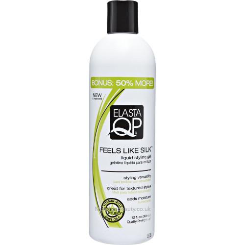 Elasta QP | Feels Like Silk Liquid Styling Gel