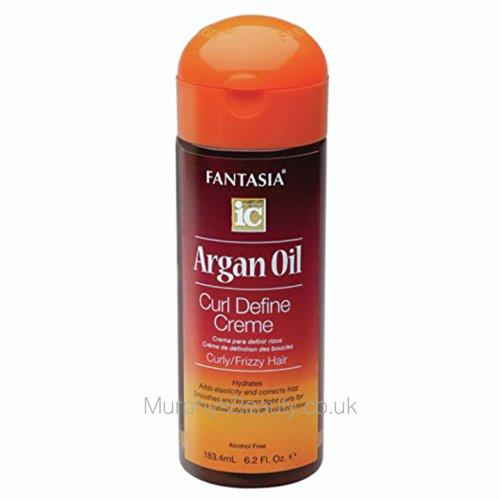 Fantasia  | Argan Oil Curl Define Creme