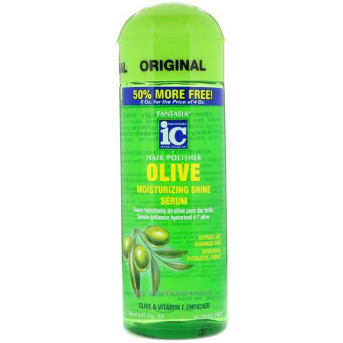 Fantasia   Hair Polisher   Olive Shine Serum