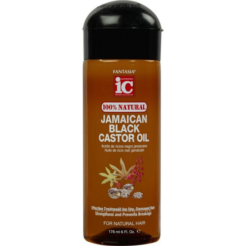Fantasia | Jamaican Black Castor Oil