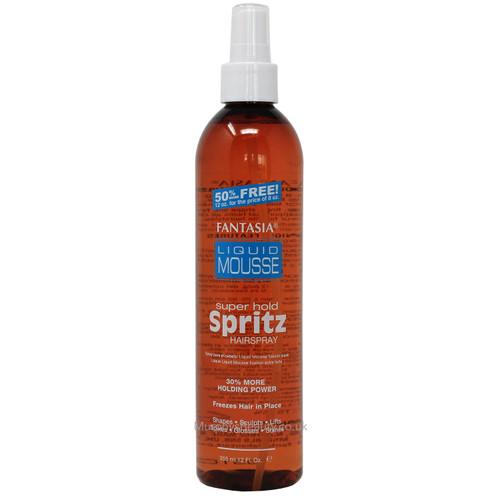 Fantasia | Super Hold Spritz Hair Spray