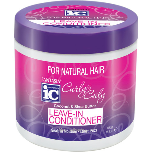 Fantasia | Curly & Coily Leave-In Conditioner
