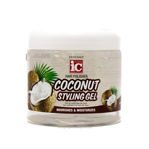 Fantasia | Hair Polisher | Coconut Styling Gel