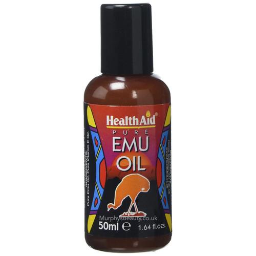 Health Aid   Emu Oil