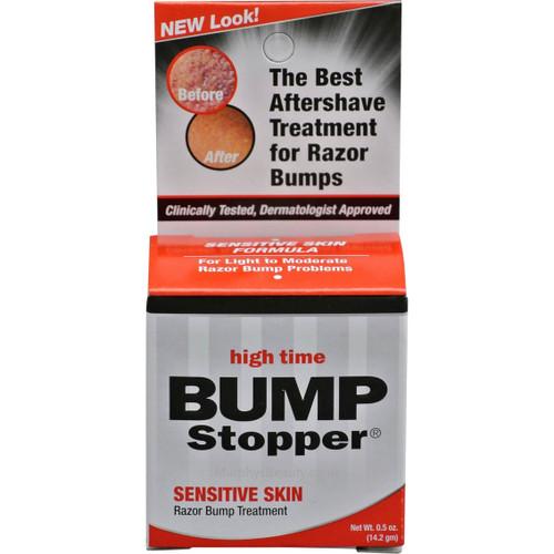 High Time   Sensitive Skin Razor Bump Treatment