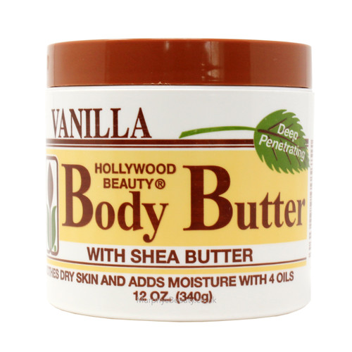 Hollywood Beauty | Body Butter with Shea Butter
