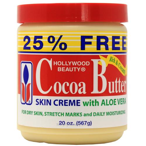 Hollywood Beauty   Cocoa Butter Aloe Vera