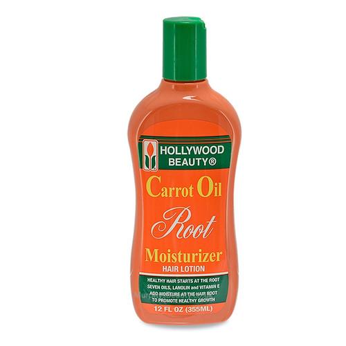 Hollywood Beauty | Carrot Oil Moisturizer Hair Lotion