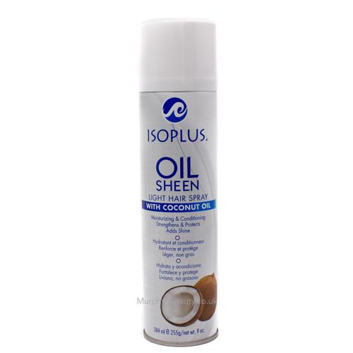 Isoplus | Oil Sheen | Light Hair Spray