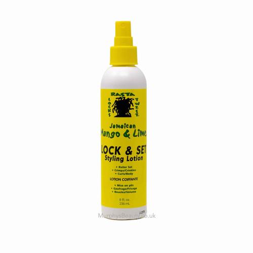 Jamaican Mango & Lime | Lock & Set Styling Lotion