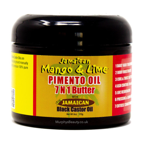 Jamaican Mango & Lime | Pimento Oil 7 in 1 Butter