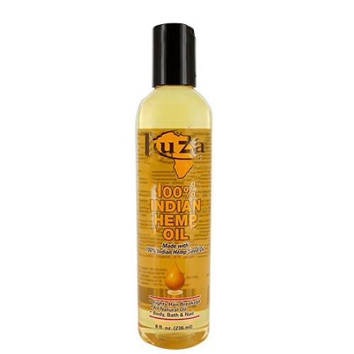Kuza | 100% Indian Hemp Hair & Body Oil