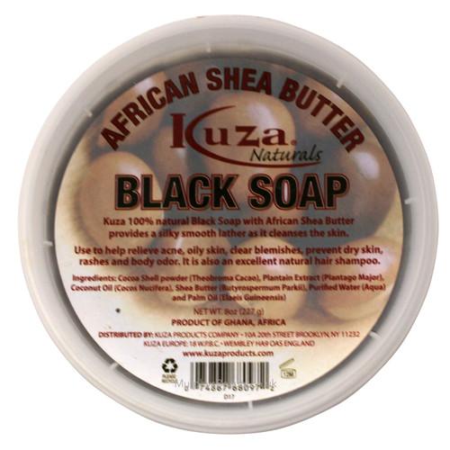 Kuza | Black Soap