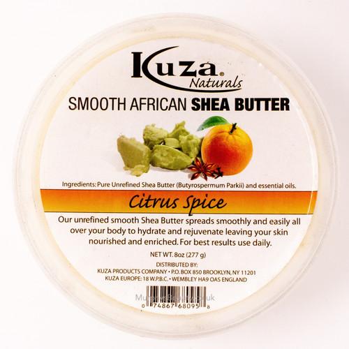 Kuza | Shea Butter Citrus Spice