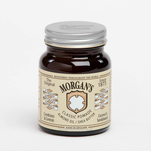 Morgan's | Classic Pomade Almond Oil & Shea Butter