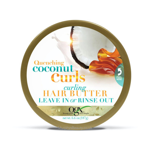 OGX | Coconut | Curling Hair Butter