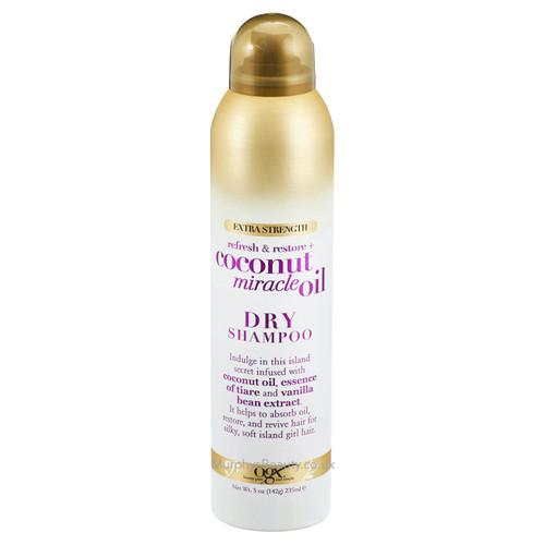 OGX   Coconut Oil   Extra Strength Dry Shampoo