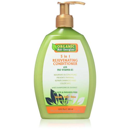 Organic Hair Energizer | 5 in 1 Rejuvenating Conditioner