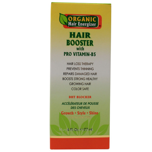Organic Hair Energizer | Hair Booster