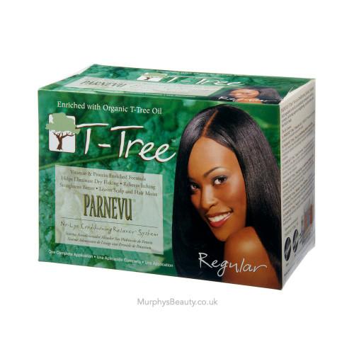 Parnevu   T-Tree   Hair Relaxer (Regular)
