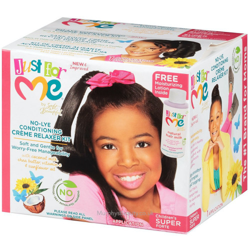 Soft & Beautiful | Just for Me | Creme Relaxer Kit Super