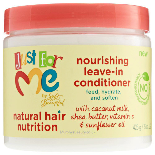 Soft & Beautiful | Just for Me | Nourishing Leave-in Conditioner