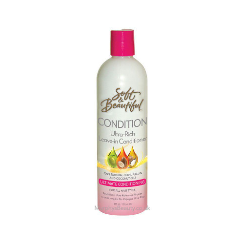 Soft & Beautiful | Ultra Rich Leave-In Conditioner