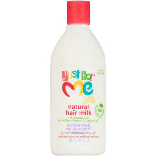 Soft & Beautiful | Just for Me | Sulfate-Free Moisturesoft Shampoo
