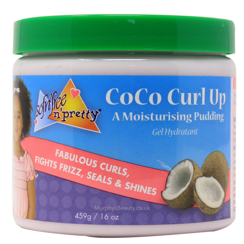 Sofn'Free n'Pretty | Coco Curl Up Moisture Pudding