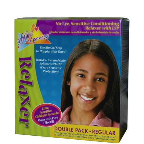 Sofn'Free n'Pretty | Conditioning Relaxer (Regular)