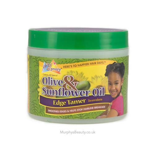 Sofn'Free n'Pretty | Olive & Sunflower Oil | Edge Tamer