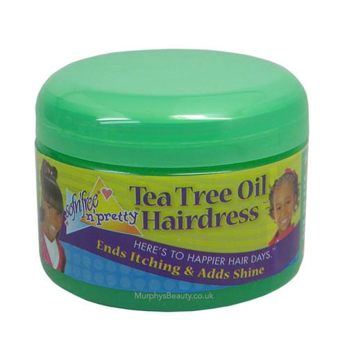 Sofn'Free n'Pretty | Tea Tree Oil Hairdress