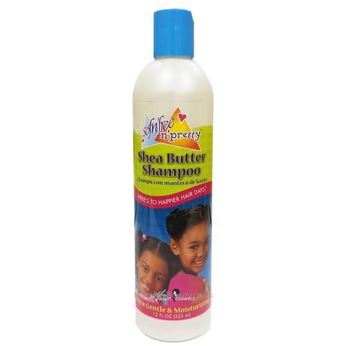 Sofn'Free n'Pretty | Shea Butter Shampoo