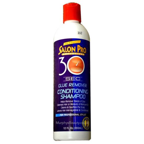 Salon Pro | 30 Sec | Glue Remover Conditioning Shampoo