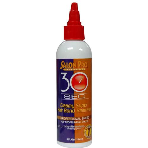 Salon Pro | 30 Sec | Creamy Super Hair Bond Remover