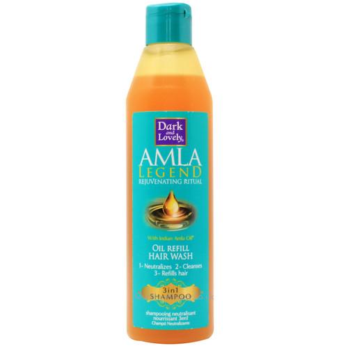 Dark and Lovely | Amla Legend | 3 in 1 Shampoo