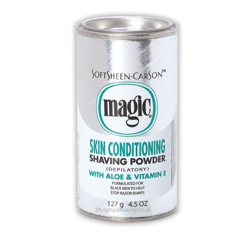 SoftSheen-Carson | Magic | Skin Conditioning Shaving Powder