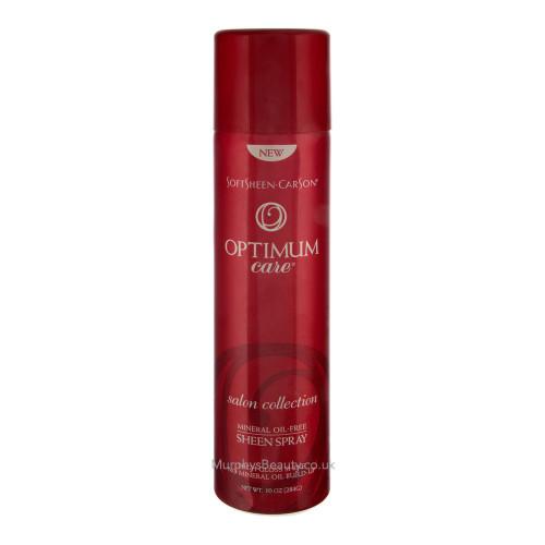 Softsheen-Carson | Optimum Care | Sheen Spray